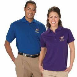 VIXIN Cotton/Linen Corporate Men Women T- Shirt