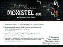 Moxiflaxacin 400 mg Tablets