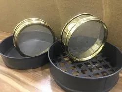 Alfa Brass and GI Testing Sieves, For Industrial, Laboratory