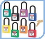 With Key Normal Pad Lock, Padlock Size: 40 mm, Chrome