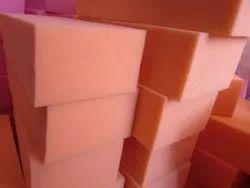 White PU Foam Duster (Sona), Thickness: 75mm
