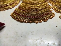 Majak necklace Gold Necklace