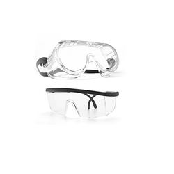 f755fcb55a White Plastic Safety Glasses