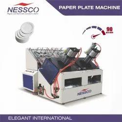 Nessco Paper Plate Machine, 3 Kw