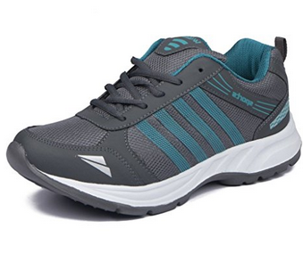 92662c049 Asian Shoes Wonder 13 Grey Firozi Mens Sports Shoes - Fitofy Fitness ...