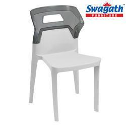 White Aura Chair