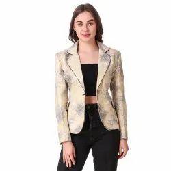 Printed Fashionable Coat
