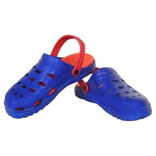 ef8c32273 Blue   Orange EVA Gents Crocs