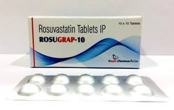 Rosuvastatin 10 Mg Tablets