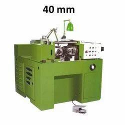 RKMM 40 mm Hydraulic Thread Rolling Machine, Automation Grade: Semi-Automatic