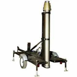 Manual Mechanical Mast | Naman Engineers | Manufacturer in
