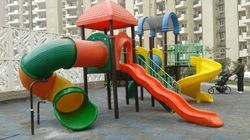 Installations Outdoor Playground Equipment