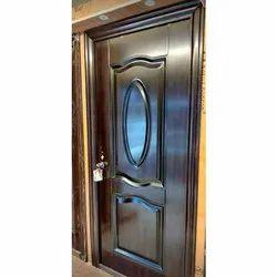 Plain Safety Steel Door
