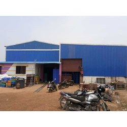 Roofing Shed Fabrication Service