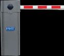 Toll Plaza Boom Barriers