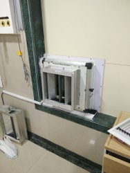 Exhaust Unit For Covid Isolation Room