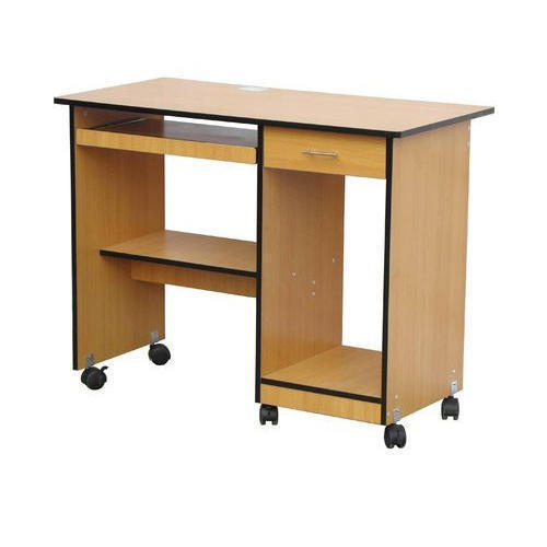 Wooden Computer Table Size Dimension 4 2 5 Feet Rs 3000