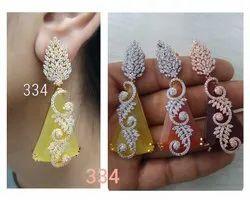 Custom AD Earring