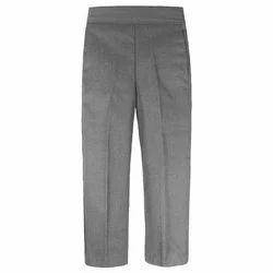 Boy School Uniform Grey Pant, Size: Medium and Large