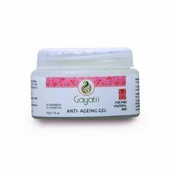Gayatri Herbals Anti Aging Gel, Packaging Size: 50 g & 75 g, Type Of Packing: HDPE Jar