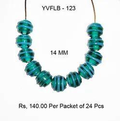 Lampwork Fancy Glass Beads - YVFLB-123