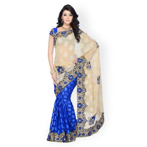 c46f7b8b87 Ladies Saree - Wedding Wear Ladies Saree Wholesale Trader from Surat