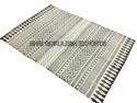 Rectangular Sge Printed Cotton Rugs