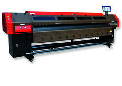 Solvent Printing Machine - WitColor UltraStar Starfire - 3302/3304F