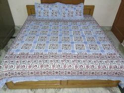 Jaipuri Bed Sheet And Pillow Cover