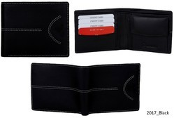 Genuine Leather Credit Card Mens Wallet (2017)
