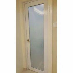Standard Aluminum Bathroom Door