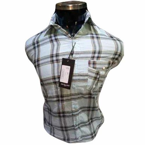 a133834c8 Men Check Shirt