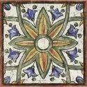 Gloss Square Mainzu Decor Vietri Tile, Thickness: 5-10 Mm, Size: 15 X 15 Cm