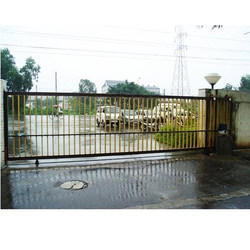 Stainless Steel Sliding Gates