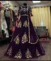 Heavy Work Embroidery Lehenga for Wedding Party