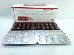 Paracetamol Phenylephrine HCL & Coffeine, Diphenhydramine