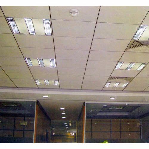 Gypsum False Ceiling Tile at Rs 45 /feet   जिप्सम की छत की ...