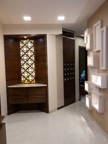 2 Bhk Flat Interior Design Services In Kandivali East