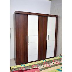 NICEWOOD Multicolor Bedroom Wardrobe