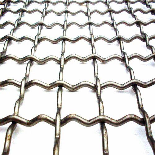 Crimped Wire Mesh, क्रिंप्ड तार का जाल - Oswal Wire ...
