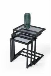 Iron Black Tables