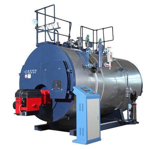 Steam Boiler, Industrial Steam Boilers, स्टीम बॉयलर - Mach ...