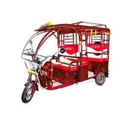 5 Seater Battery Operated Rickshaw