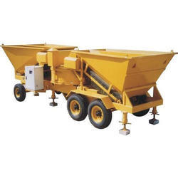 Dynamac Mobile Concrete Batching Plant