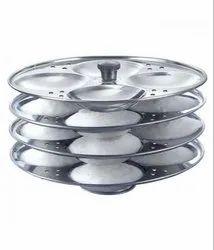 Steel Idli Plate