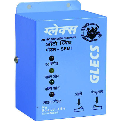 Auto Switch Semi Auto Switch Manufacturer From Ahmedabad