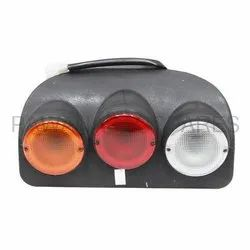 Tail Light Assembly Piaggio Ape City BS-3