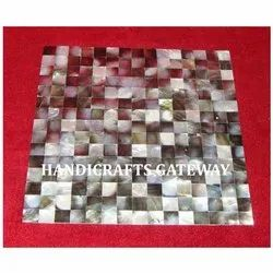 Natural Sea Shell Mother of Pearl Tile