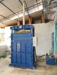 Cotton Baling Machine