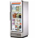 2 Door Glass Refrigerator